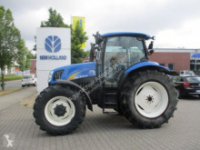Landbouwtractor New Holland T6010 SuperSteer tweedehands