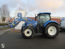Tracteur agricole New Holland T6070 Plus occasion