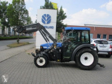 Tractor agrícola New Holland TN 75 N SuperSteer Achse usado