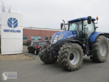 New Holland T7.200 PowerCommand farm tractor 二手