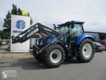 Tracteur agricole New Holland T6.155 Dynamic-Command occasion