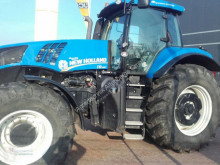 Tracteur agricole New Holland T8.360 PowerCommand occasion