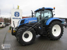 Tracteur agricole New Holland T7.210 AutoCommand SuperSteer Achse occasion