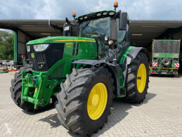 Tractor agrícola John Deere 6250R usado