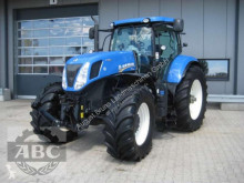 New Holland T7.270 AUTOCOMMAND farm tractor used