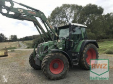 Mezőgazdasági traktor Fendt 411 Vario használt