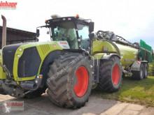 Tracteur agricole Claas SCHLEPPER / Traktor Xerion 5000 + Kotte occasion