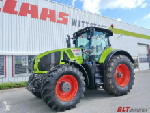 Tracteur agricole Claas Axion 950 occasion