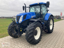 New Holland T7.270 AC farm tractor used