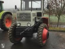 Ciągnik rolniczy Mercedes używany
