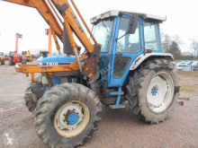 Tracteur agricole Ford 7610 occasion