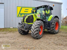 Tracteur agricole Claas AXION 870 occasion