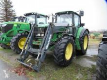 Tracteur agricole John Deere 6630 mit Frontlader occasion