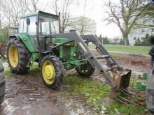 Lantbrukstraktor John Deere 3130 LS mit Frontlader Stoll begagnad