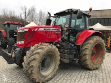 Massey Ferguson mezőgazdasági traktor 7624 Dyna VT