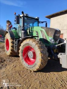Tracteur agricole Fendt 939 Vario S4 Profi Plus occasion