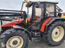 Same SAME Explorer 90 VDT farm tractor used