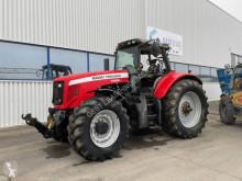 Massey Ferguson farm tractor 7495