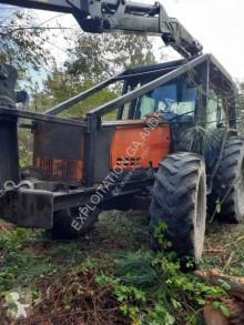 Tractor agrícola Tractor forestal Valmet 8150