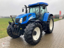 New Holland farm tractor T7540