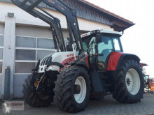 Tracteur agricole Steyr 6135 CVT occasion