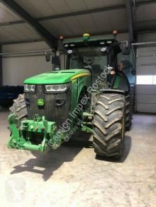 Tracteur agricole John Deere 8370R , 298 KW/ 405 PS, Klima Automat, Druckluft