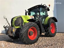 Mezőgazdasági traktor Claas Arion 650 CMatic használt