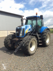 New Holland T 8040 farm tractor 二手