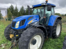 Tracteur agricole New Holland TVT 195 occasion