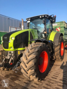 Tracteur agricole Claas AXION 950 CMATIC occasion
