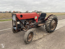 Tractor agrícola Massey Ferguson 168 usado