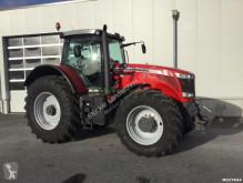 Tracteur agricole Massey Ferguson 8670 occasion