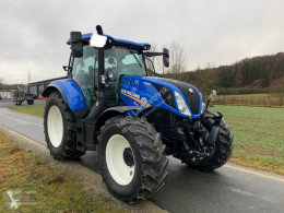 Tractor agrícola New Holland T6.145 Dynamic Command usado