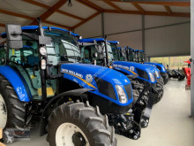 Tractor agricol New Holland T5. Ausstellungsmaschinen nou