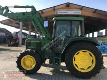 Tractor agrícola John Deere 6100A FL usado