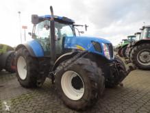 Tractor agrícola New Holland T7060 usado