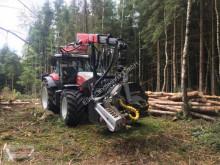 Tracteur agricole Steyr CVT 6240 ET Kneidinger Forstaufbau