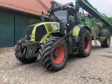 Tracteur agricole Claas Axion 820 occasion