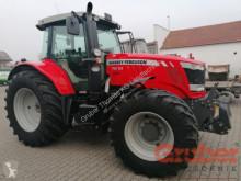 Massey Ferguson 7618 farm tractor used