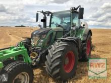 Tractor agrícola Fendt 724 Vario usado