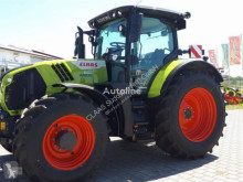 Claas ARION 650 ST5 CMATIC CEBIS farm tractor used
