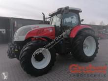 Steyr CVT 6185 Allrad farm tractor used
