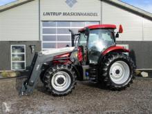 Tractor agrícola Case IH Maxxum 115 med frontlæsser og nye dæk usado