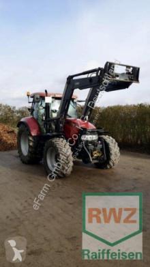 Tractor agrícola Case IH Maxxum ** 140 ** quicke frontlader usado