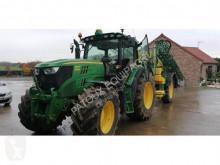 Mezőgazdasági traktor John Deere 6150R használt