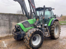 Tracteur agricole Deutz-Fahr M600