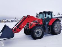 Massey Ferguson MF 6490 FKH,FZ, farm tractor used