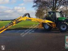 Tracteur agricole Deutz-Fahr Agrotron 120 Ausleger Herder MB512S occasion