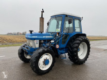 Tracteur agricole Ford 6610 occasion