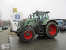 Tractor agrícola Fendt 828 Vario mit Novatel GPS-System
